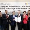 LG partnerstvo sa Microsoftom u cilju ubrzanja revolucije u automobilskoj industriji