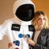 Budi astronaut na jedan dan i uslikaj selfi iz svemira