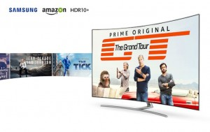 Samsung X Amazon HDR10 _The Grand Tour