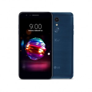 LG K10 Moroccan Blue