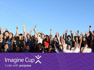 Imagine Cup - Code With Purpose