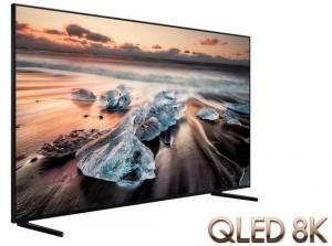 Samsung Q900 8K TV)
