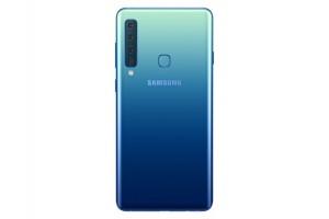 Galaxy A9_002_Back_Lemonade Blue