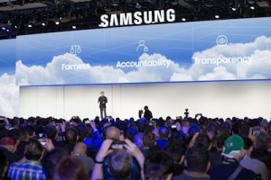 CES2019 Samsung Press Conference_HS Kim_President and CEO of Consumer Electronics Division, Samsung Electronics