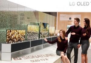 LG OLED TV R 1