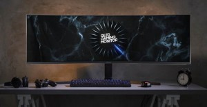 Samsung CRG9 super ultra-wide gaming monitor_1