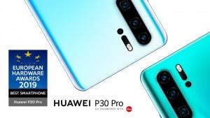 European Hardware Awards Huawei P30 Pro