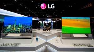 LG at CES - Day #1
