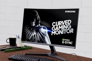 Samsung Curved Gaming Monitor CRG527_2