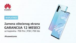 Huawei cares