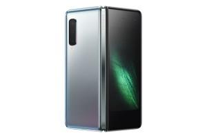 Samsung Galaxy Fold Space Silver 2