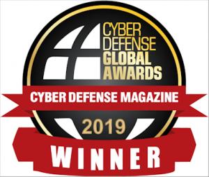 CyberDefenseGlobalAwardsWinner2019