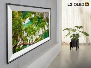 LG SIGNATURE OLED 8K TV (77ZX)