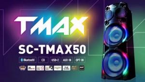 panasonic sc-tmax50