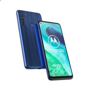 Motorola G8 Neon Blue1