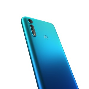 Moto G8 Power Lite Arctic Blue Camera_Detail