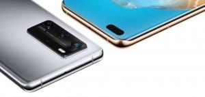 Huawei P40 Pro - product shot