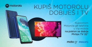Motorola G8 VIP bundle