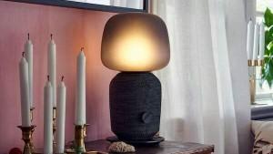 ikea symfonisk stona lampa 1