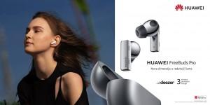 Huawei FreeBuds Pro x Deezer_KV