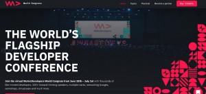 WeAreDevelopers konferencija