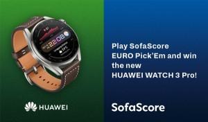 Huawei x SofaScore