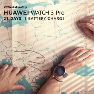 21 dan kroz Europu uz samo jedno punjenje baterije