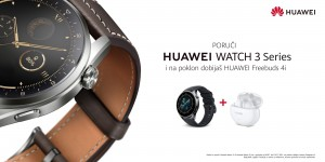 Huawei Watch 3 serija - Pre-order