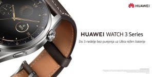 U prodaji - Huawei Watch 3 serija pametnih satova