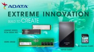 Xtreme Innovation_ADATA Creator Products
