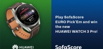 Huawei AppGallery i SofaScore pokreću takmičenje u čast Evropskog prvenstva u fudbalu