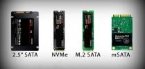 Kako odabrati odgovarajući SSD?